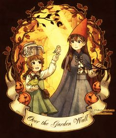 Over the Garden Wall by DAV-19.deviantart.com on @DeviantArt