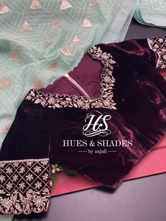 Saree Jacket Designs, Kurta Designs, Best Blouse Designs, Bridal Blouse Designs, Hand Work Blouse Design, Anarkali, Lehenga, Sarees, Embroidery Designs