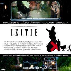 Mitä amerikansuomalaisille tapahtui? ❌  IKITIE elokuvateattereissa 15.9. 🎬  @NordiskFilmFi