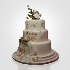 Wedding Cakes | The Cake Artist  http://thecakeartist.co.uk