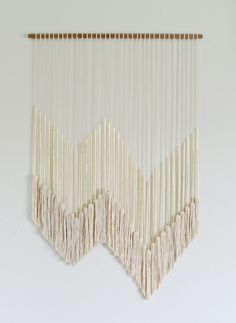 This DIY Wall Hanging Only Looks Like It Cost Hundreds