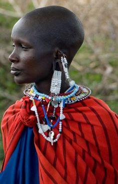 Maasai+Warriors+Hair   Meet The MAASAI OF AFRICA: A Culturally Rich Tribe of Warriors and Old ...