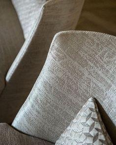 Vivien Small Armchairs ( Aragon and Heliodor fabric )  #Controlucehome by @albertafurniture  #Designed and dressed by #CastelloLagravinese Studio.  Refinement and precious craftsmanship are in every little details of  VIVIEN small #armchair, a mix of minimalism and elegance. Fabric and leather covers.  VIVIEN #кресло  #Изысканность и ценная ручная работа видны в каждой, даже самой маленькой, #детали кресла VIVIEN; разумное сочетание простоты и элегантности. Обивка #тканью и #кожей.