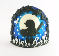Hey, I found this really awesome Etsy listing at https://www.etsy.com/uk/listing/263809704/elf-candle-holder-polymer-clay-tea-light