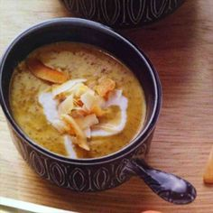 Pumpkin Pie Porridge (Recipe in Sarah Wilson's 'I Quit Sugar' Cookbok)