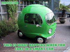 fart smart car