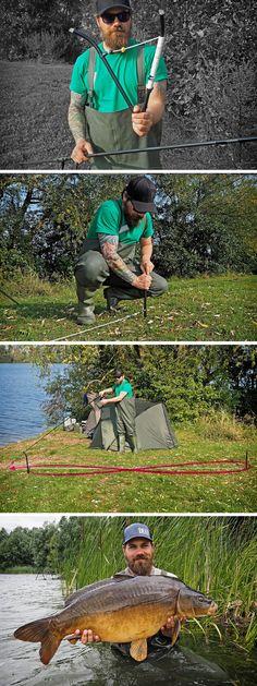 Der Trick mit Distance Sticks beim Karpfenangeln | The secret of distance sticks at carp fishing