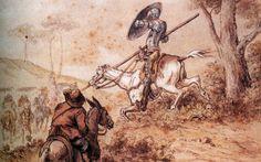 Dos investigadores descubren documentos en los que podría haberse inspirado Cervantes para su personaje literario