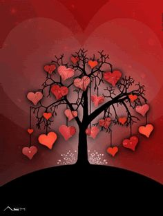 The perfect Heart Tree Red Animated GIF for your conversation. Discover and Share the best GIFs on Tenor. Heart Wallpaper, Cellphone Wallpaper, Heart Images, Love Images, Beautiful Gif, Beautiful Flowers, Coeur Gif, Beau Gif, Animated Heart