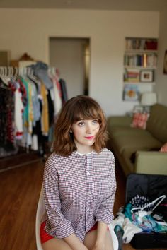 Noël Wells  (born December 23, 1986) is an American actress, comedian and filmmaker. She is known for her role as Rachel on Master of None and as a cast member on Saturday Night Live for the 2013–2014 season.
