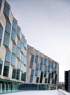 Horten Law Office | Copenhagen, Denmark | 3XN Architects | photo © Adam Mørk