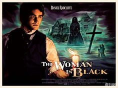 The Women in Black by Graham Humphreys Framed Vintage Advertisement Magnolia Box Size: Extra Large Scary Movies, Horror Movies, Good Movies, Awesome Movies, Horror Posters, Movie Posters, The Woman In Black, Under The Rain, 2012 Movie