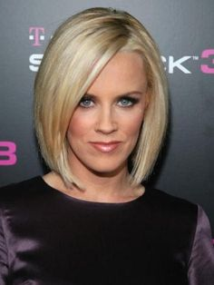 Or this...  Short mid-length shoulder hair styles