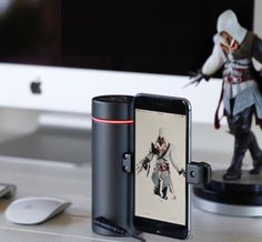 Get #scanning no matter where you are with eora 3D, the high precision 3D #scanner for your smartphone.