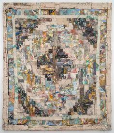 Graham Wilson Artist Tapestry Painting Quilt Mon Cheri Gallery Brussels