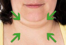 I takt med att man blir äldre så genomgår kroppen förändringar. Du förlorar fukt och kollagen, och dubbelhakor kan dyka upp.