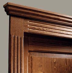FBP porte | Collezione EVA Dettaglio capitello #fbp #porte #legno #door #wood