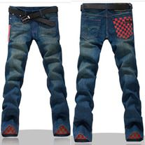The item is a casual long pants for men. The material is very soft and comfortable. And the design is very fashion. It absolutely can show your personal charm. A perfect option for you, act now.  NOTE:sepecial first washing, pls separate from other clothing    Features: * Extremely fashion, a...