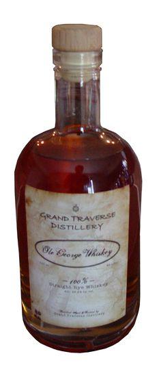 Grand Traverse Distillery Ole George Whiskey