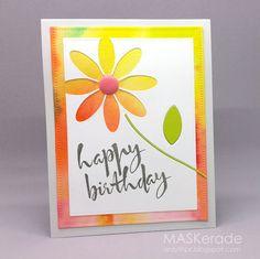 FS486 - Happy Birthday | MASKerade | Bloglovin'
