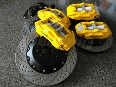 Runduce Big Brake Kit Set for the Scion FR-S / Toyota 86