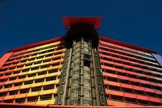 Hotel Silken Puerta America, Spain