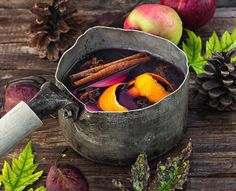 Witches' Brew Recipe for Traditional Samhain Cider & Wine - White Magick Alchemy Fresh Apples, Fresh Fruit, Samhain Recipes, Samhain Ritual, A Food, Food And Drink, Mulling Spices, Kitchen Witchery, Witches Brew