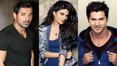 Jacqueline Fernandez Upcoming movies - Dishoom in 2016
