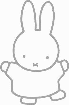 And what about Dick Bruna? Showing how expressive very simple drawings can be. Very Easy Drawing, Drawing For Kids, Easy Drawings, Crochet Baby Mobiles, Eye Drawing Tutorials, Simple Canvas Paintings, Miffy, Japanese Poster, Silhouette Cameo Projects