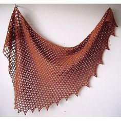 Restless - Free crochet shawl pattern by Siew Clark. Made in dk yarn, bottom-up, sideways, asymmetrical, semi-circle shawl. The stitch pattern consists of only V-stitches and chains. Measurements: Top edge x deep. Knit Or Crochet, Crochet Scarves, Crochet Clothes, Crochet Hooks, Free Crochet, Shawl Patterns, Knitting Patterns, Crochet Patterns, Crochet Shawls And Wraps