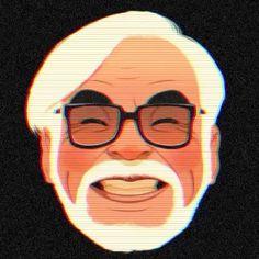 Hayao Miyazaki in 6 seconds. #vine #Hayaomiyazaki #anime #animation #film #movies #domenicocarretta