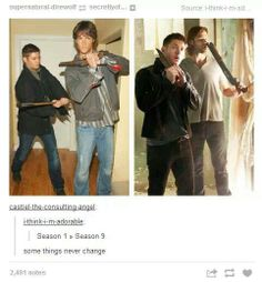 """Some things never change."" 