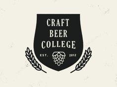 Craft Beer College - Tim Denee, designer & illustrator