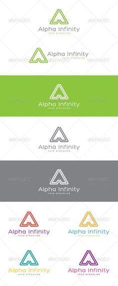 Alpha - Letter A Logo design    branding Pinterest Alpha - copy mobile handover letter format