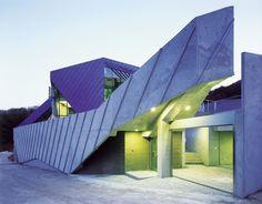 prometheus-one:  #Purple #Hill House #Gyeounggi-do #Korea