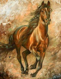 cuadros-de-caballos-criollos-pintados-al-oleo