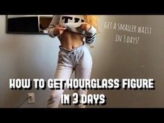 TINY WAIST WORKOUT - RESULTS IN 3 DAYS | How To Get An Hour Glass Figure - YouTube