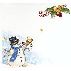 Christmas Bells, Christmas Snowman, Vintage Christmas, Christmas Crafts, Christmas Images Free, Christmas Pictures, Evans Art, Snowmen Pictures, I Love Winter