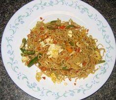 Egg Noodles | Simple Indian Recipes.