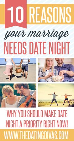 All the best reasons you need to convince anyone of the importance of regular date nights!