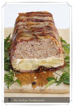 Mi dulce tentación: Pastel de Carne y Tortilla