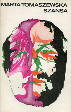 """""""Szansa"""" Marta Tomaszewska Cover by Tadeusz Gonciarek Published by Wydawnictwo Iskry 1978"""