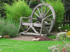 awesome garden chair