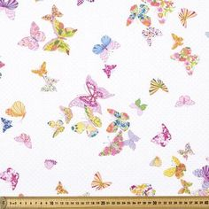 Mix N Match Butterflies Fabric Mix N Match, Spotlight, Butterflies, Birthday Parties, Bedroom, Fabric, Party, Birthday Celebrations, Tejido