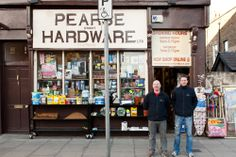 James Alden & Clive O'Reilly Pearse Hardware, Pearse St, Dublin 2 Stuff To Do, Things To Do, Dublin, Tourism, Hardware, Unique, Things To Make, Turismo, Computer Hardware