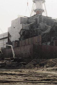 Chernobyl disaster 1986. More
