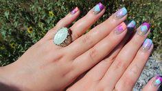 BOHO nails for Coachella