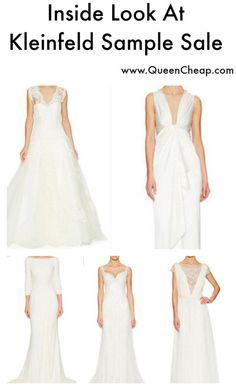 Kleinfeld Sample Sale: Designer Wedding Dresses For Cheap! Cheap Wedding Dress, Designer Wedding Dresses, Bridal Dresses, Prom Dresses, Formal Dresses, Bohemian Beach Wedding, Yes To The Dress, Boutique Dresses, Queen