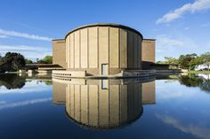 Kleinhans Music Hall, Buffalo NY | Eliel and Eero Saarinen | Image : Bilyana Dimitrova