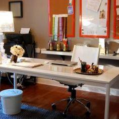modern home office by Nicole Lanteri